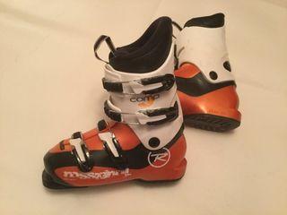 Botas esquiar junior 23.5 rossignol