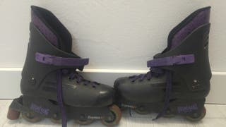 patines line hombre talla 40