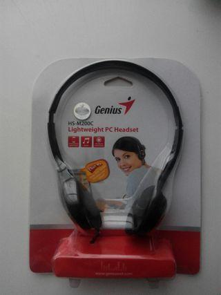 Auriculares Genius