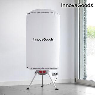 Secadora de Ropa Portátil 1000W Blanco