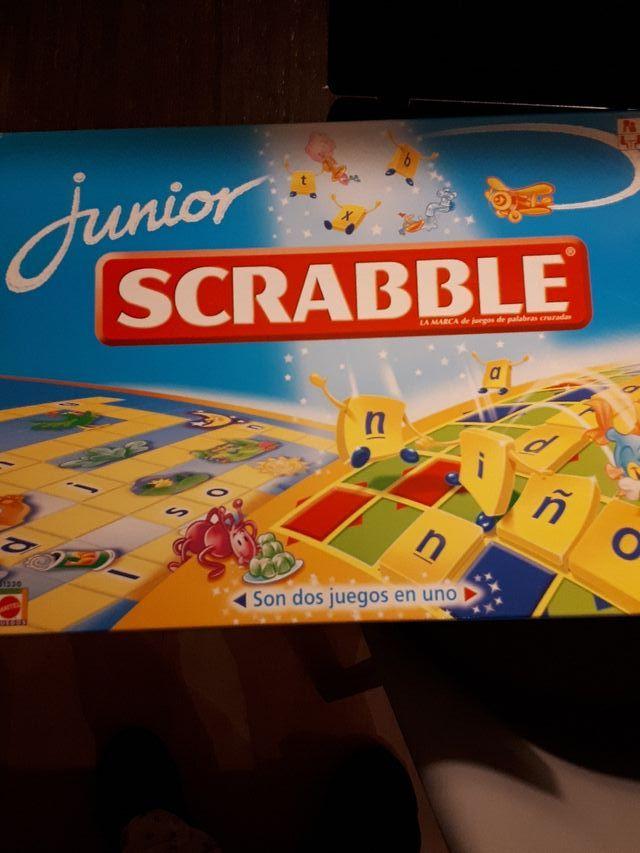 Juego De Mesa Para Ninos Scrabble De Segunda Mano Por 10 En Lleida