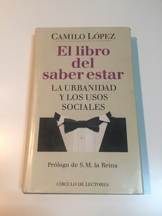 Libro EL LIBRO DEL SABER ESTAR