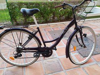 """Bicicleta paseo City 65 26"""""""