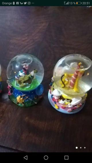 Bolitas de Cristal Disney clasicos