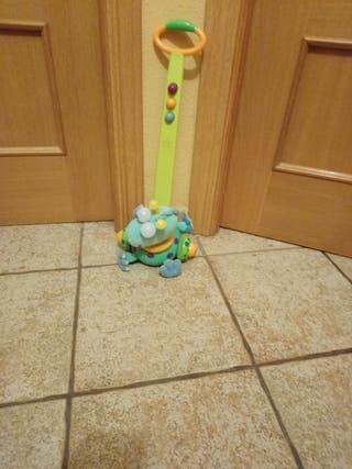 juguetes bebes niños corre pasillos