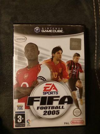 Fifa 2005 Gamecube