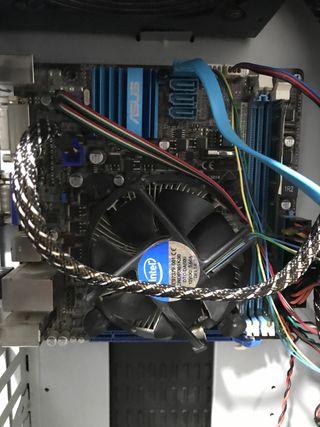Placa base socket 1155