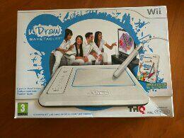 WII U-DRAW GAME