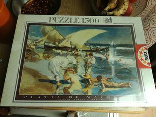 Puzzle Sorolla 1500 piezas