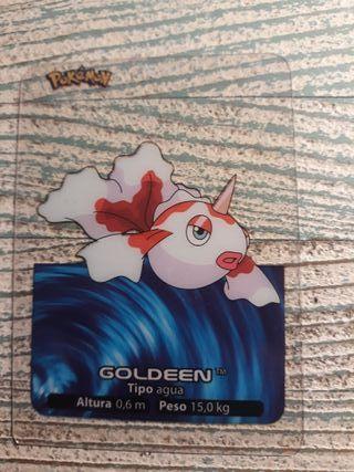 Lamincards Pokemon 2005