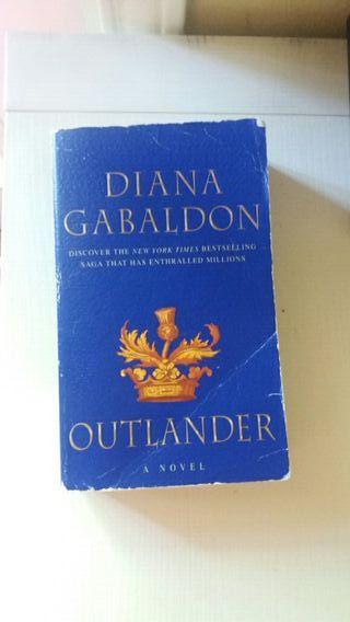 Saga libros Outlander Vol I
