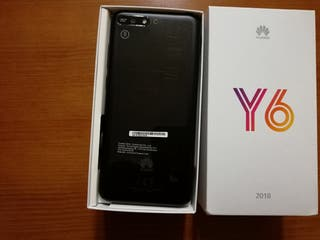 Móvil Huawei Y6 2018