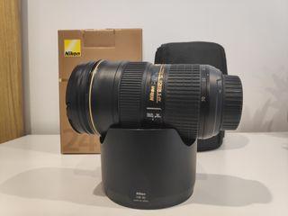 ALQUILER y VENTA AF-S NIKKOR 24-70mm f/2.8G ED