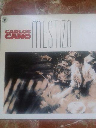Disco vinilo Carlos Cano