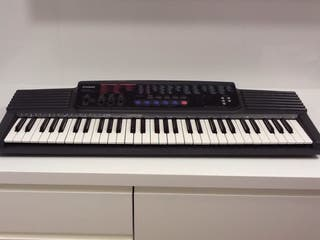 Organo CASIO CTK 500