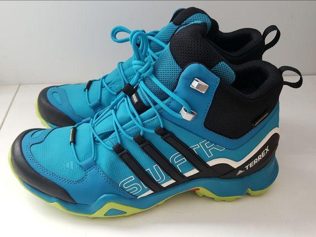 elegant shoes 50% price picked up ADIDAS TERREX SWIFT R MID GTX Talla 42 2/3 de segunda mano ...