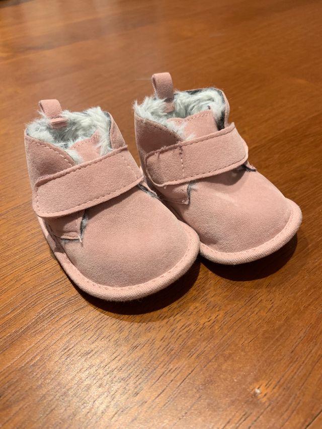 303e9e5b Zapatos niña talla 18 de segunda mano por 7 € en Barcelona en WALLAPOP