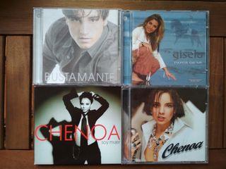 CDs música Operación Triunfo
