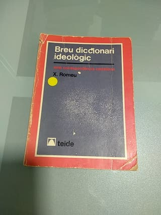 @Breu diccionario ideologico