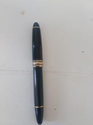 pluma Montblanc