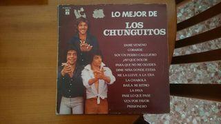 Disco vinilo Los Chunguitos