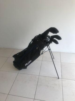 Palos golf chica