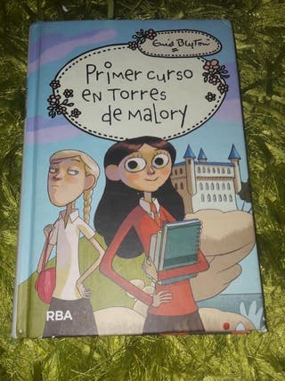 Libro, primer curso en torres de Malory