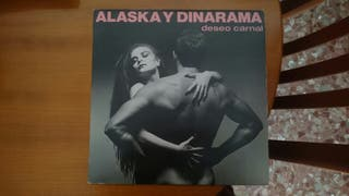 Disco vinilo Alaska y Dinarama