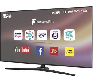 tv 43 smart 4k Ultra hd