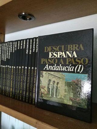 Enciclopedia Descubra España