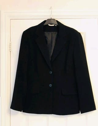 M&Co ladies smart/suit blazer size 14