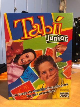 Juego de mesa TABU JUNIOR