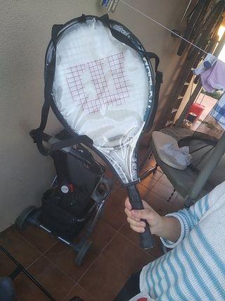 raqueta wilson juvenil