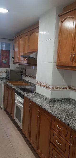 Mueble de cocina de segunda mano en valencia en wallapop - Muebles de cocina en valencia ...