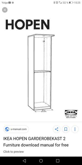 Ikea Armario Sabadell Wallapop De Segunda Mano En qGUzMSVLp