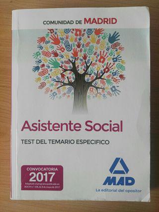 Test de Trabajo Social Oposición Conunidad
