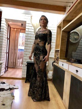 Vestido de gala/boda/fiesta