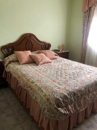 Dormitorio completo clásico