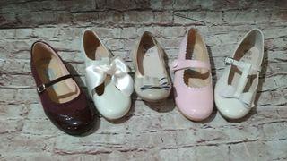 Zapatos niña.