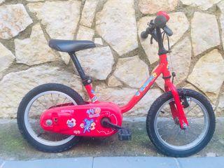 Bicicleta para niños 2-4 años