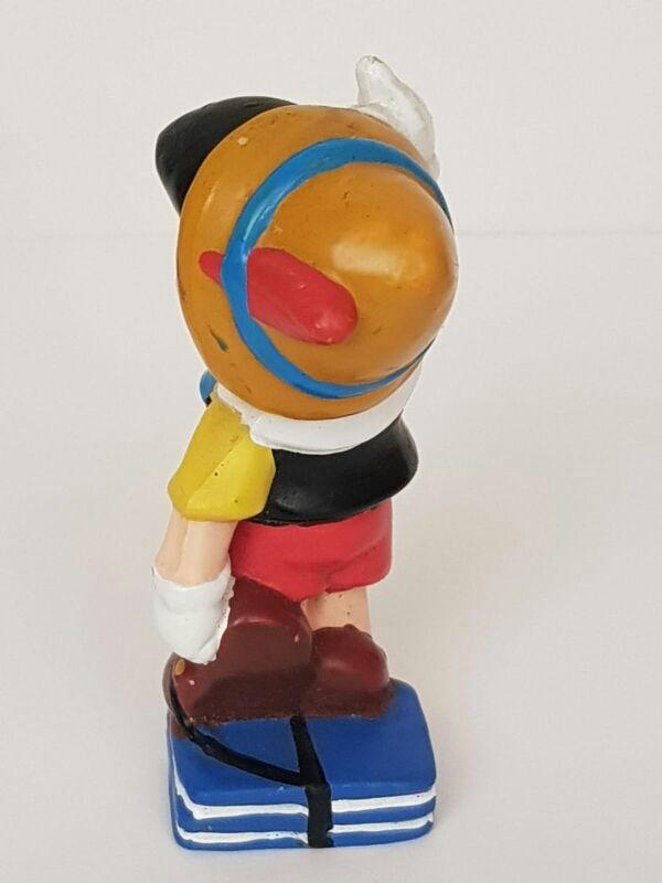 PINOCHO - DISNEY - Figura de Goma o Pvc
