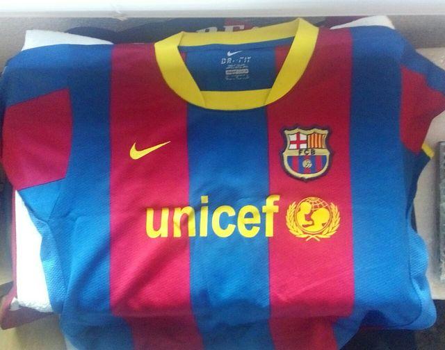 Camiseta FC Barcelona 2011 David Villa de segunda mano por 40 € en ... e3c53cbe431