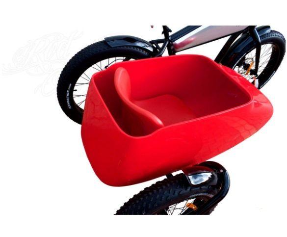 Bicicleta Eléctrica Sidecar