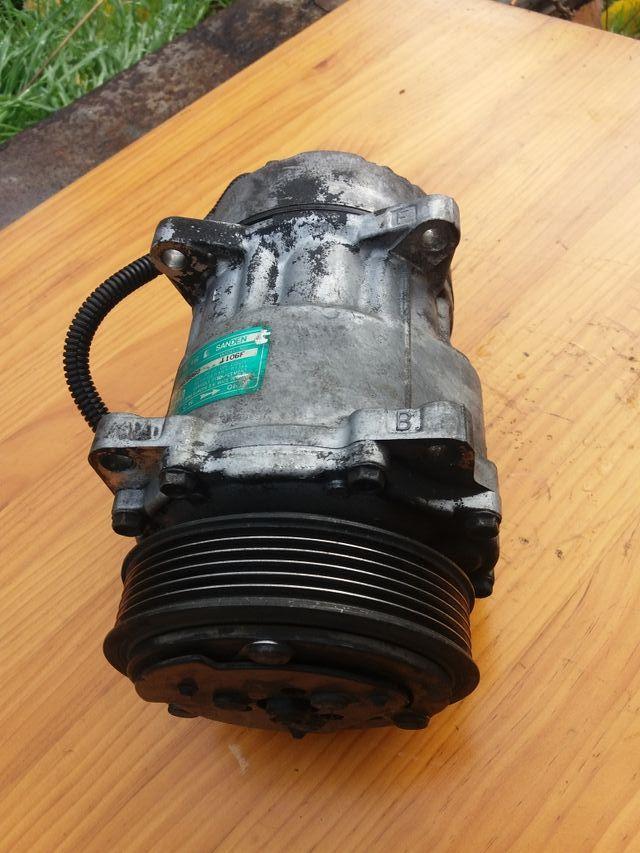 compresor aire acondicionado PSA.