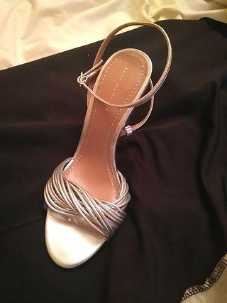 nuevas Zara sandalias fiesta