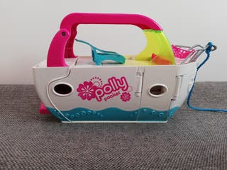Barco de polly pocket