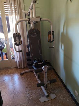 Máquina de gimnasia Domyos