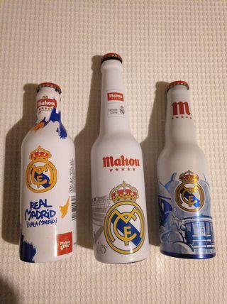 PACK DEL REAL MADRID-MAHOU