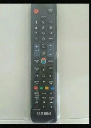 mando nuevo para su tv de marca samsung tv smart