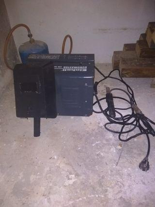 Maquina eléctrica de soldar